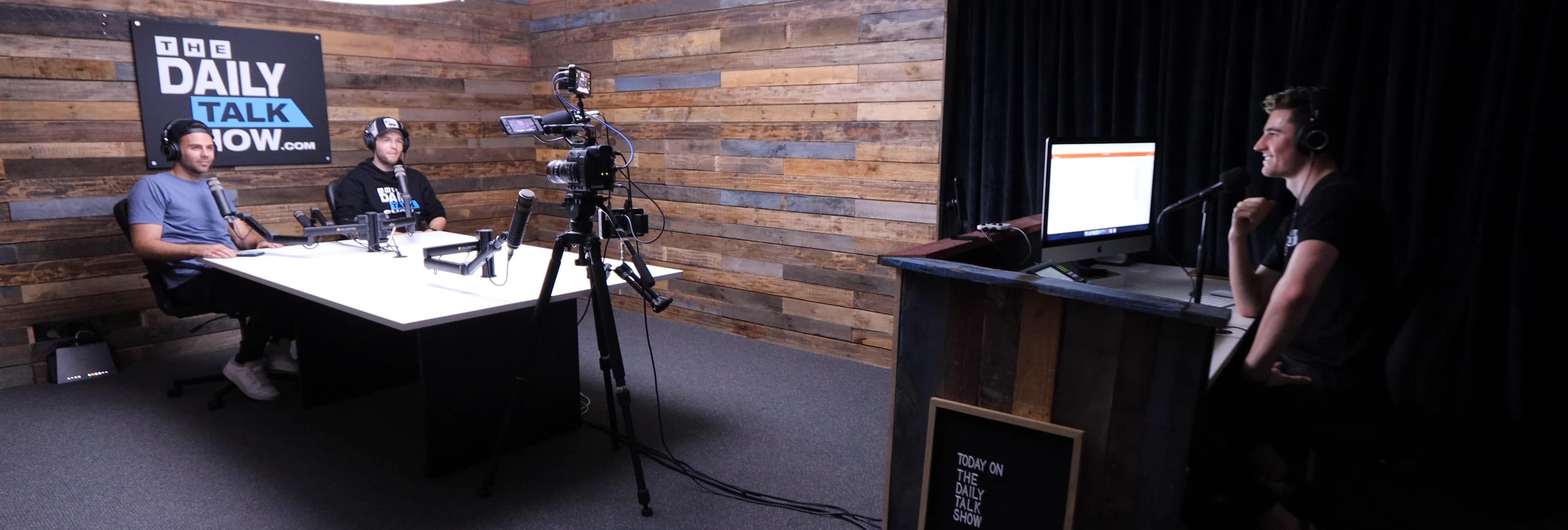 melbourne podcast studio